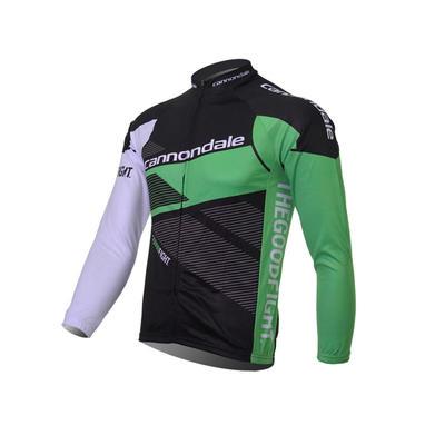 Cannondale Long Sleeve Cycling Jersey And Long Bib Pants-cycling Clot