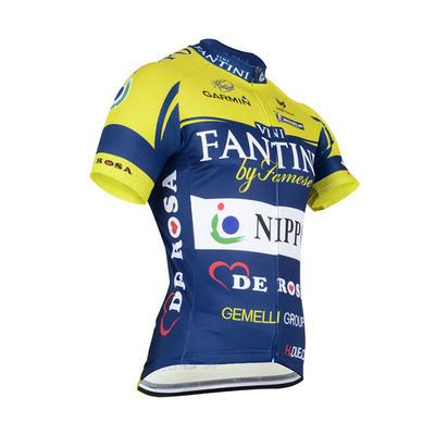 Short Sleeve Cycling Jersey And Short Bib Pants-cycling Clothing-ropa